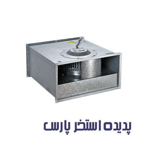 هواکش صنعتی BOX-F