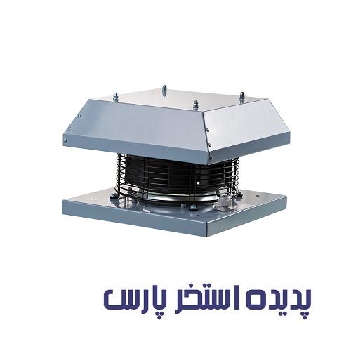 هواکش پشت بامی TOWER-H